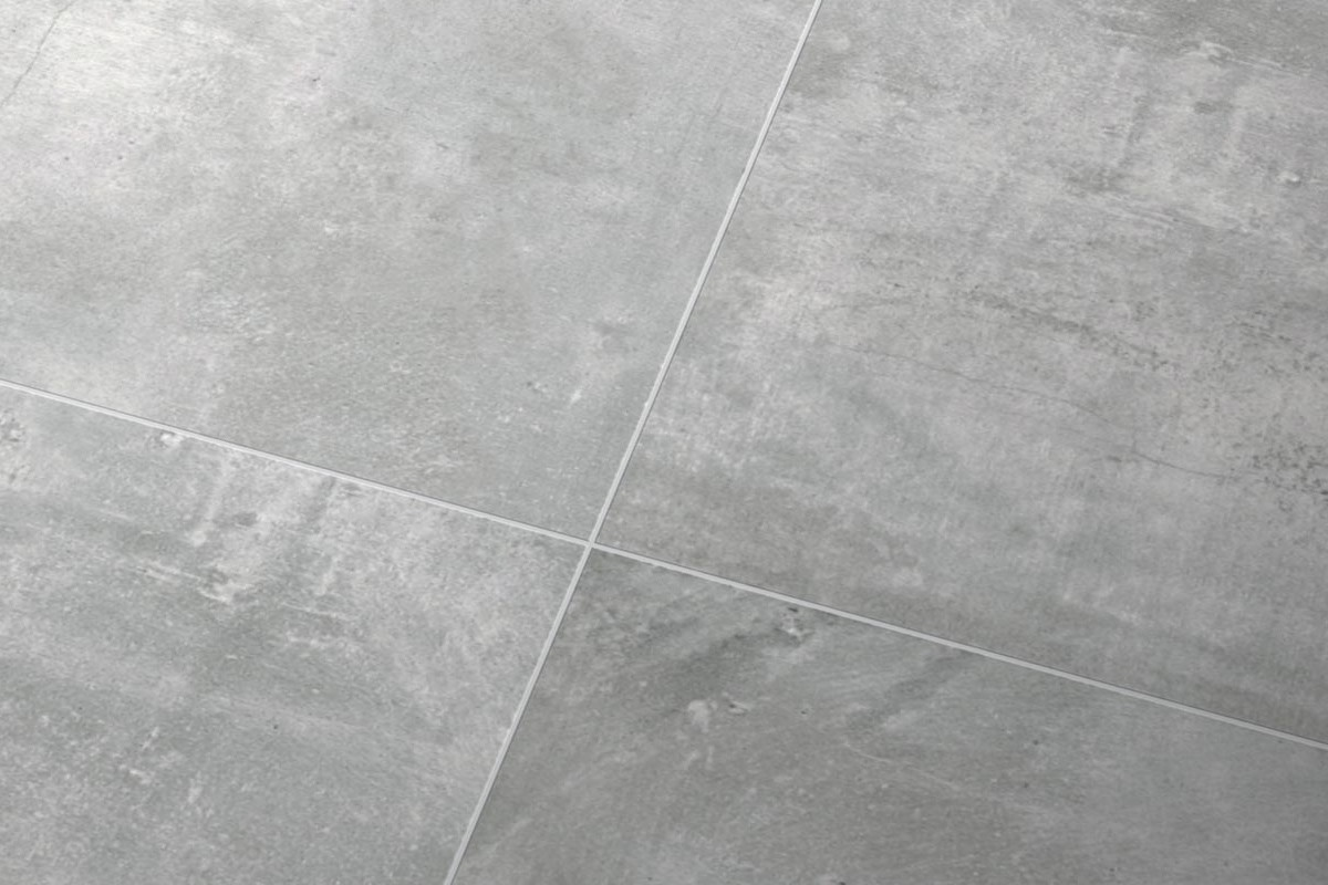 Carrelage int rieur contemporain nice grigio 45x45 for Carrelage salle de bain gris rose