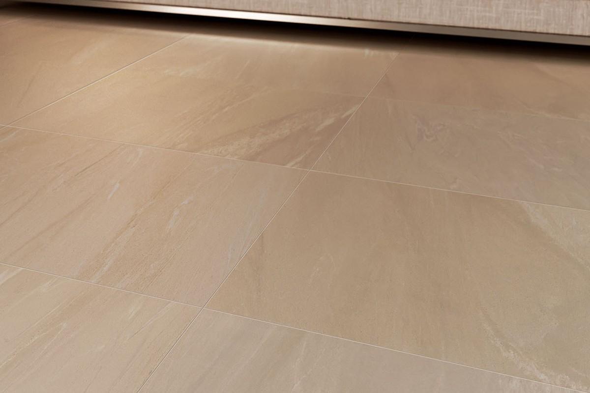 Gres porcellanato effetto marmo sensibile avorio 30x60 for Gres effetto marmo