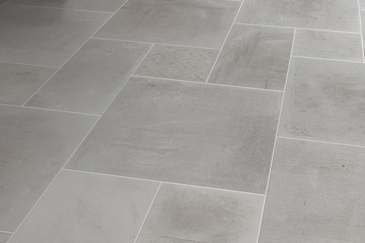 prezzi gres porcellanato 1 cm effetto cemento : Gres effetto cemento bianco AT 1001 60,4x60,4