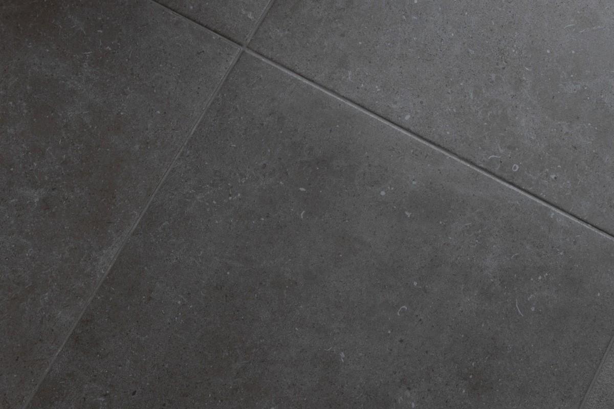 Gres effetto cemento nero italiangres for Gres effetto cemento