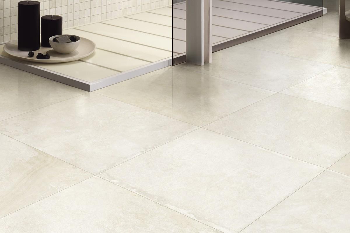 Gres effetto pietra bianco arc 5000 60x60 - Piastrelle gres effetto pietra ...