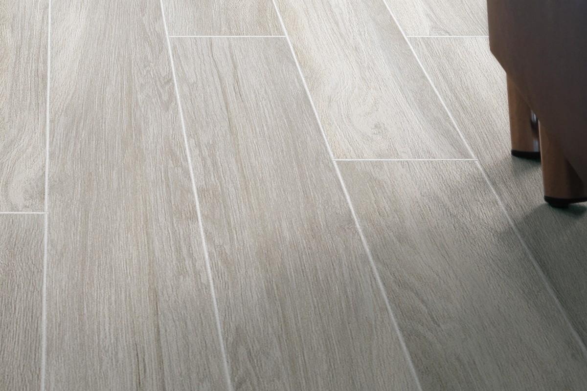 Gres effetto legno grigio oliva italiangres for Gres parquet