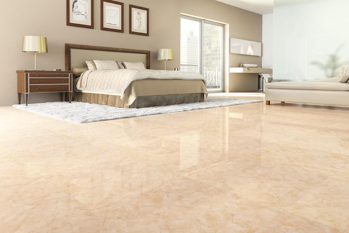 Gres porcellanato effetto marmo beige pa 1211 59x59 luc - Piastrelle gres porcellanato effetto marmo ...