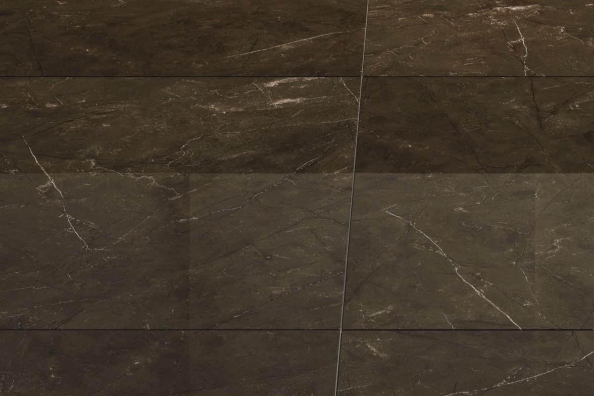 Gres porcellanato effetto marmo marrone pa 1210 59x59 luc - Piastrelle gres porcellanato effetto marmo ...