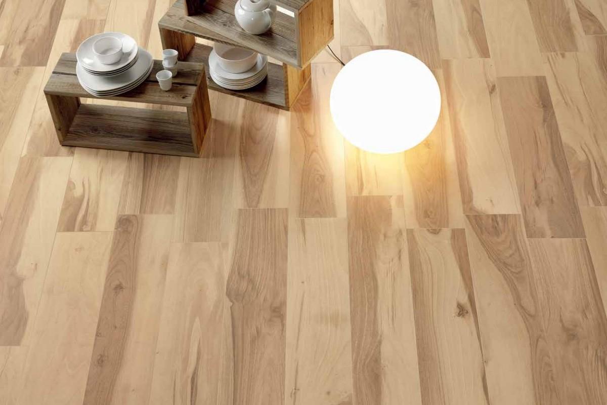 Wood Effect Floor Tiles Acadia Biondo 22 5x90