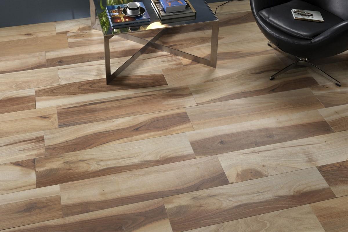Wood Effect Floor Tiles Acadia Rosso 22 5x90