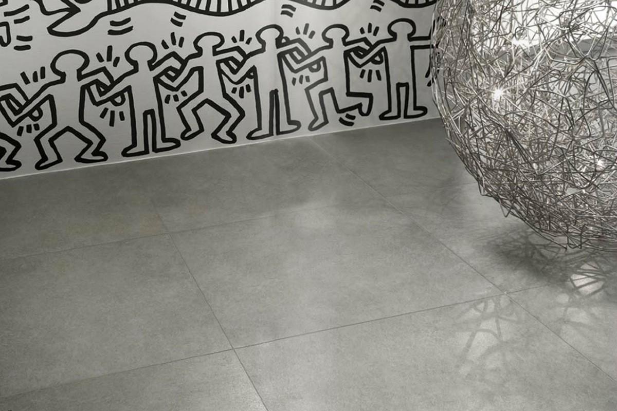 Decorazioni pareti geometriche - Gres porcellanato bagno moderno ...