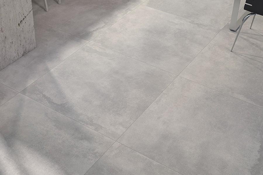 Carrelage int rieur contemporain new concrete 60x60 for Carrelage universel