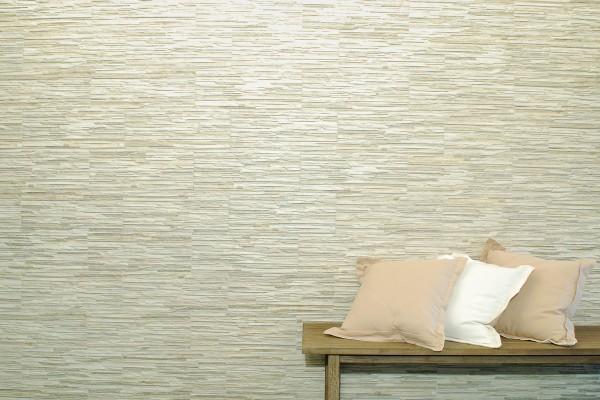 Gres porcellanato effetto pietra piana cenere 16x42 - Piastrelle finta pietra prezzi ...