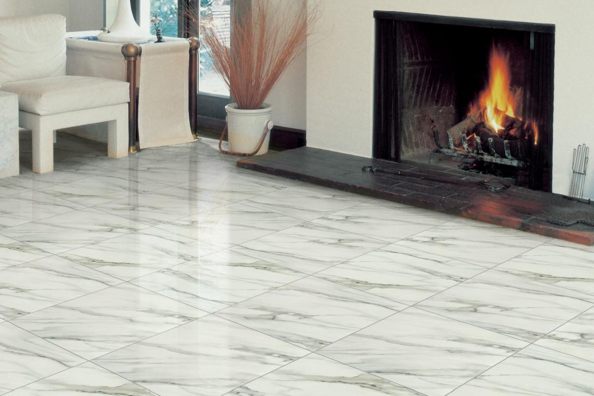 Gres porcellanato - Piastrelle gres porcellanato effetto marmo ...