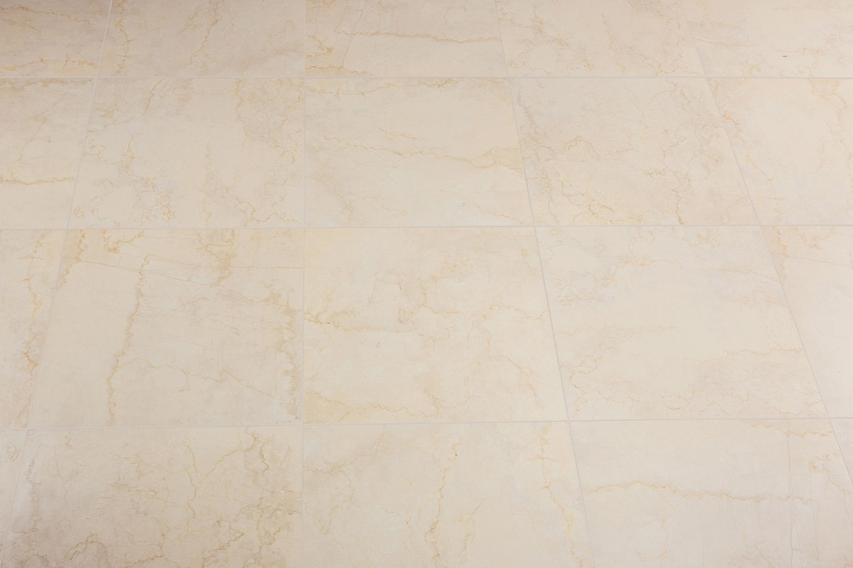 Gres porcellanato effetto marmo botticino beige 30x60 - Piastrelle gres ...