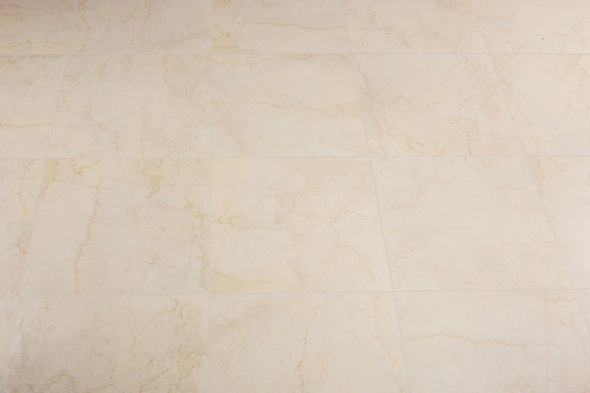 Gres porcellanato effetto marmo botticino beige 60x60 for Ceramiche gres porcellanato