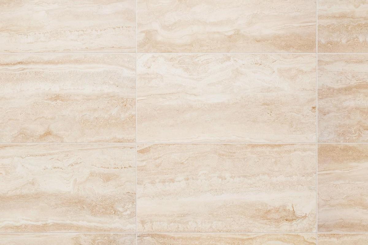 Gres porcellanato effetto marmo Travertino 30x60 Ceramiche CRZ64