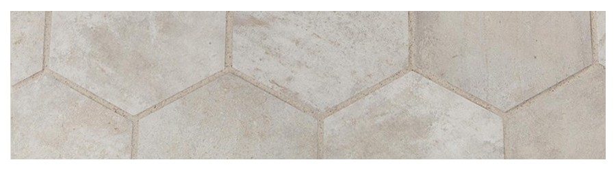 Carrelage hexagonal italiangres for Carrelage hexagonal gres cerame