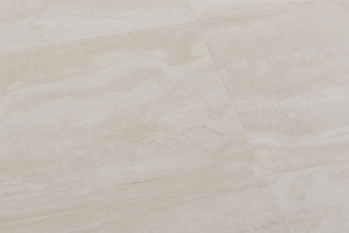 Carrelage imitation marbre travertino bone rectified for Carrelage en marbre