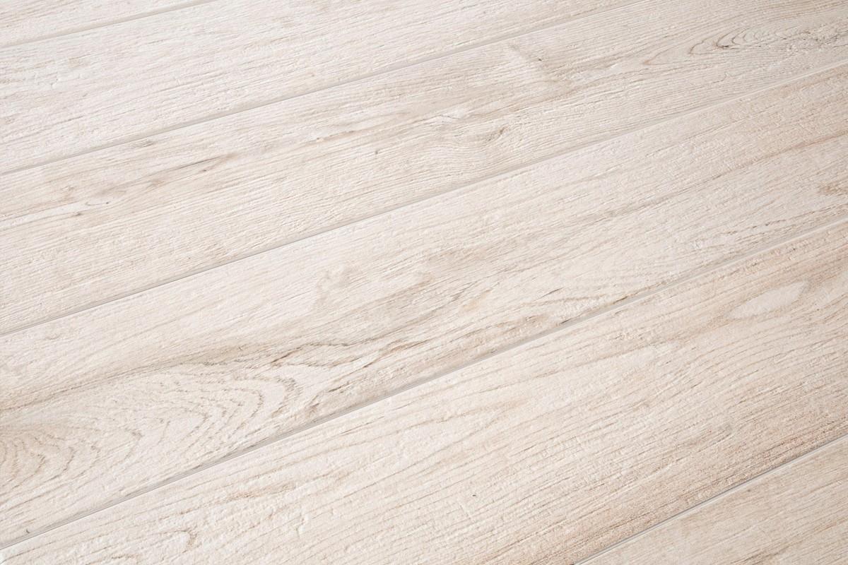 Gres porcellanato effetto legno sostenibile sbiancato for Gres parquet
