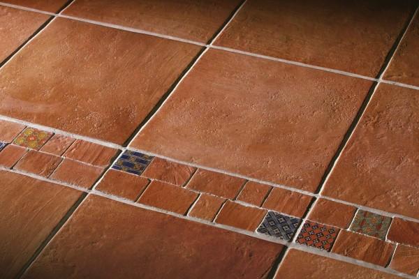 Gres effetto terracotta bronzo ca 2000 30x30