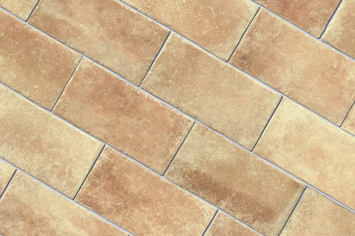 Terracotta effect floor tiles torre sandblasted an 2002 15x30 gres effetto terracotta torre dailygadgetfo Choice Image