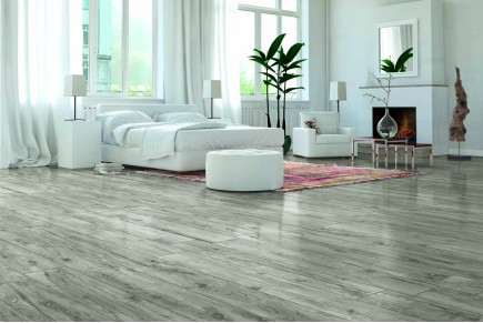 Carrelage imitation parquet grey