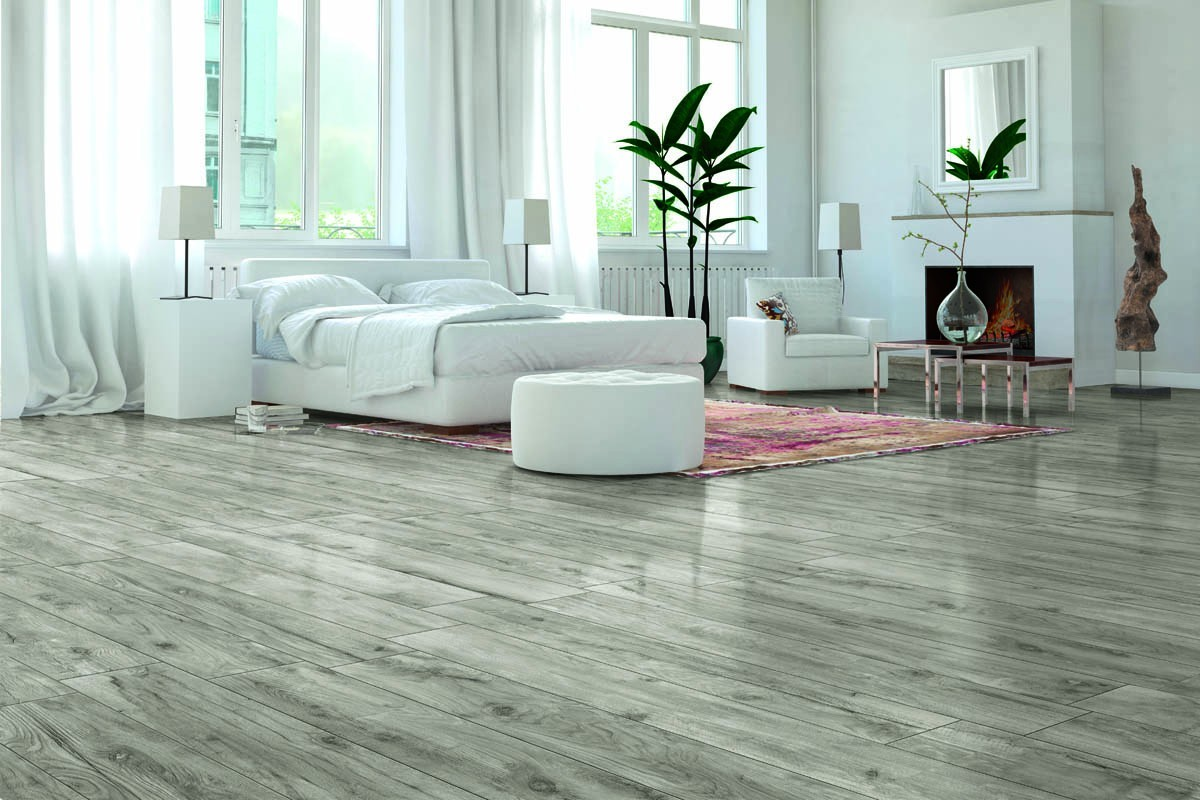Wood effect floor tiles grey - EP 2003 20x120