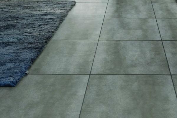 Gres effetto cemento antracite