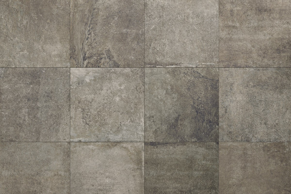 Stone Effect Tiles Anthracite Arc 5002 60x60