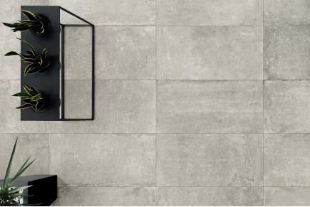 Gres effetto pietra grigio