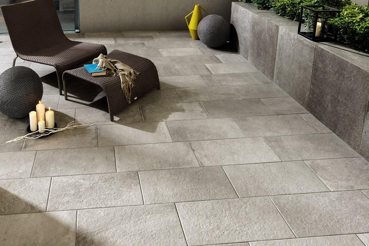 Gres effetto pietra grigio aou 5001 60 5x60 5 - Piastrelle gres effetto pietra ...