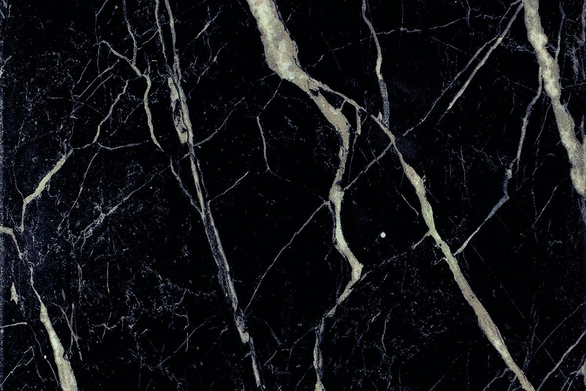 Marmor Effekt Fliesen Schwarz Ma 6001 60x60