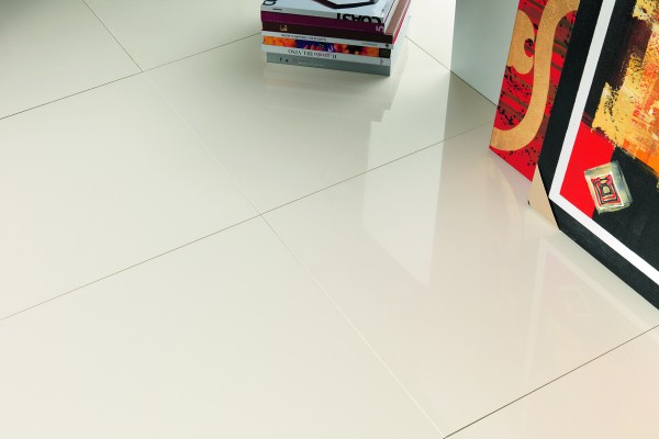Marmor-Effekt Fliesen - Super white
