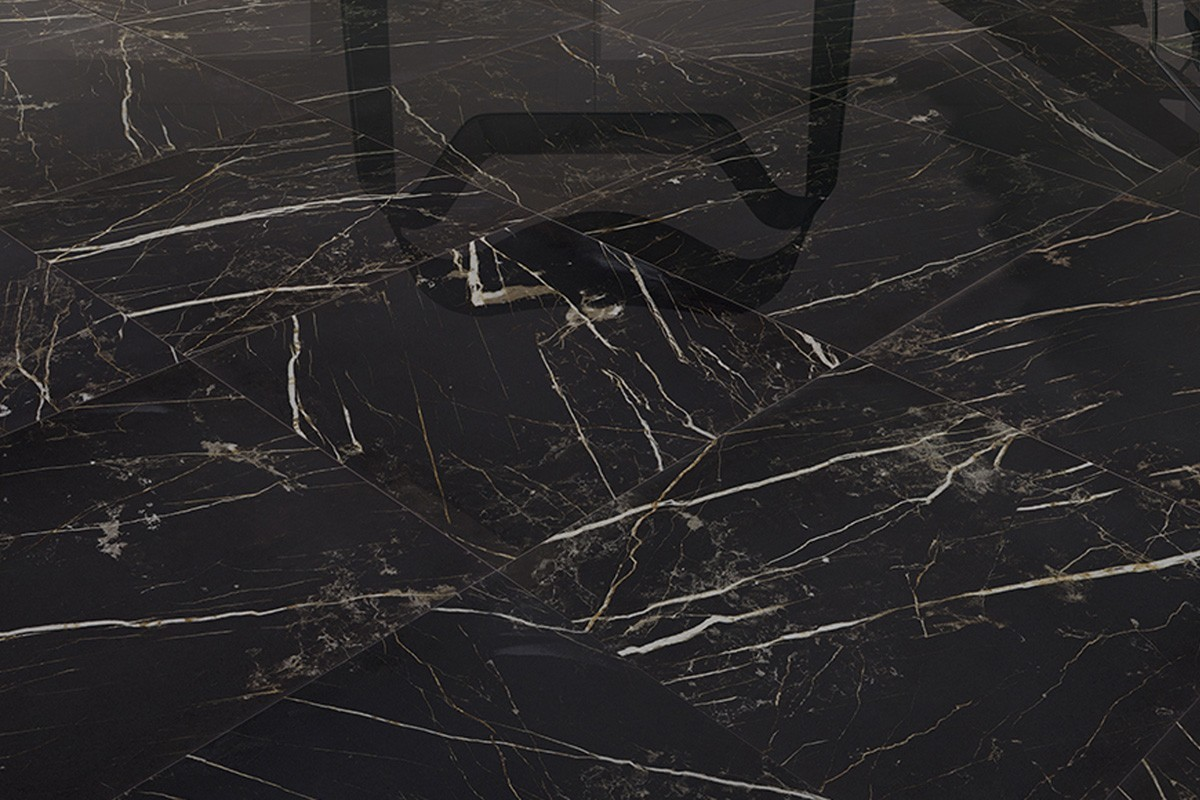 gr s c rame effet marbre noir ca 7003 59x59 nat. Black Bedroom Furniture Sets. Home Design Ideas