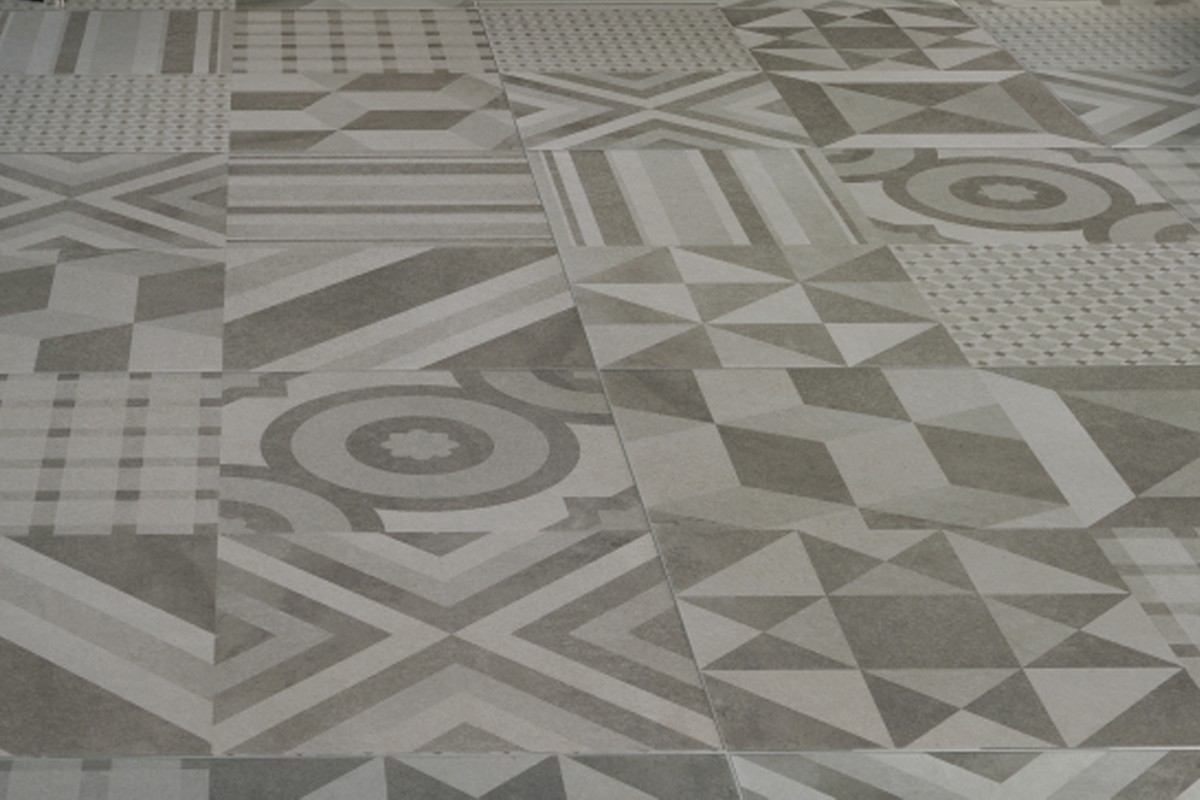 Concrete effect floor tiles mix italiangres concrete effect floor tiles mix dailygadgetfo Choice Image