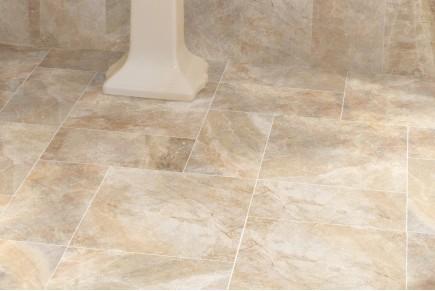 Stone effect tiles - Sand