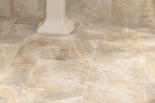 Stone effect tiles - Sand