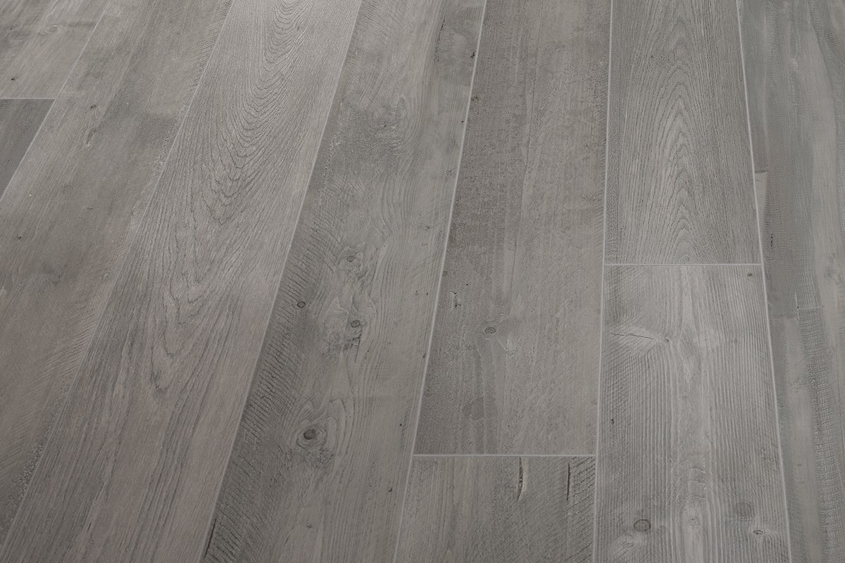 Carrelage imitation parquet gris fum e italiangres for Carrelage imitation parquet
