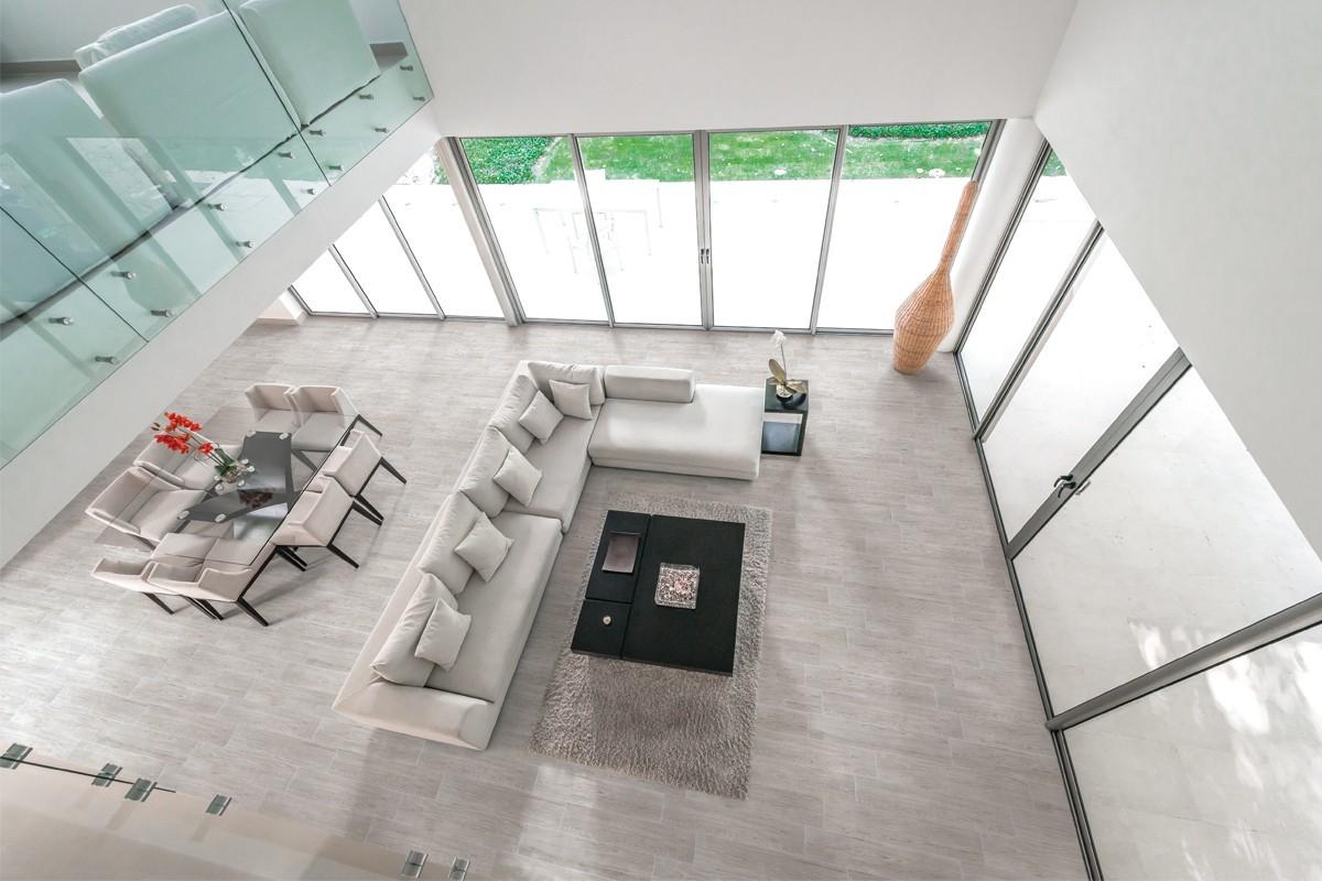 carrelage imitation parquet gris ro 9003 15x60. Black Bedroom Furniture Sets. Home Design Ideas