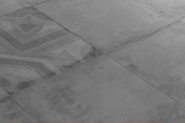 Zement-Effekt Feinsteinzeug - Sand