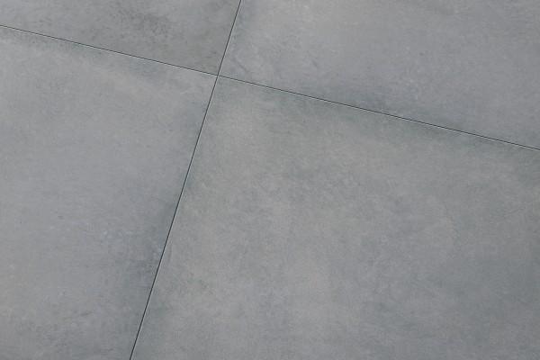 Zement-Effekt Feinsteinzeug - Dunkelgrau