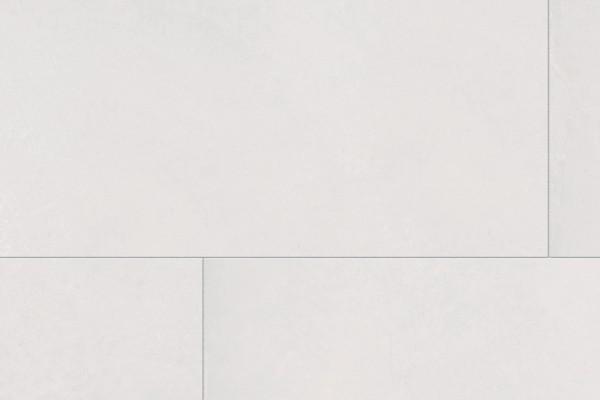 Grès cérame effet ciment blanc