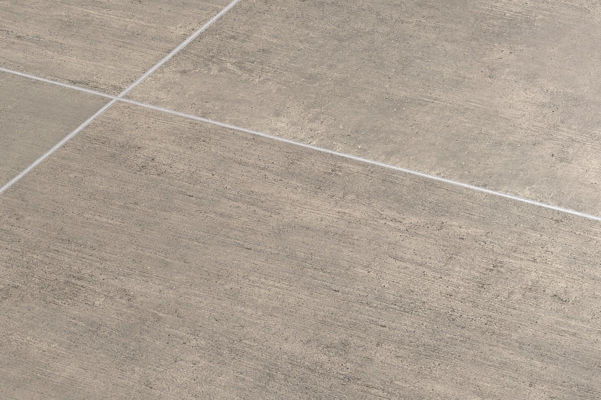 Gres porcellanato effetto cemento tortora italiangres