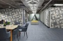 Fabric effect tiles - Jeans