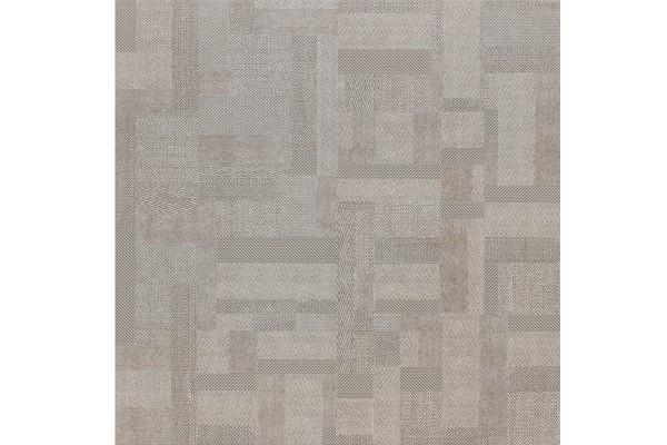 Fabric effect tiles - Walnut