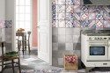 Rustical effect tiles - Light grey