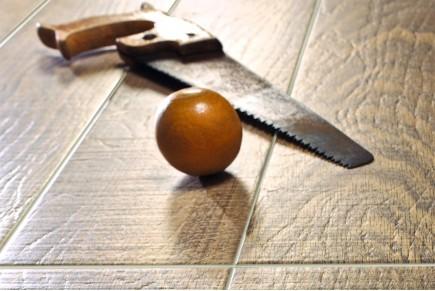 Gres porcellanato effetto legno rovere