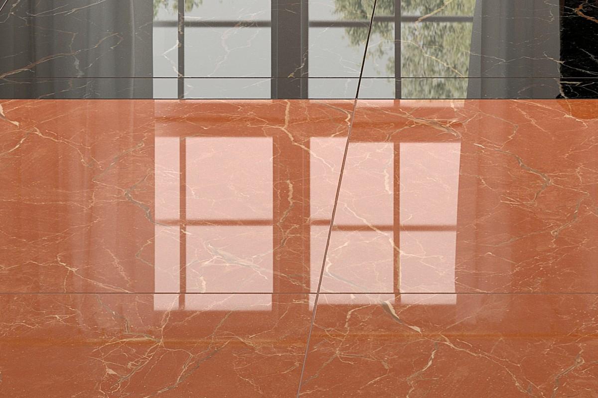 marmor effekt fliesen orange pa 1213 59x59 luc. Black Bedroom Furniture Sets. Home Design Ideas