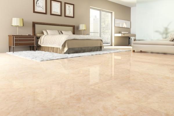 Marble effect tiles - Beige
