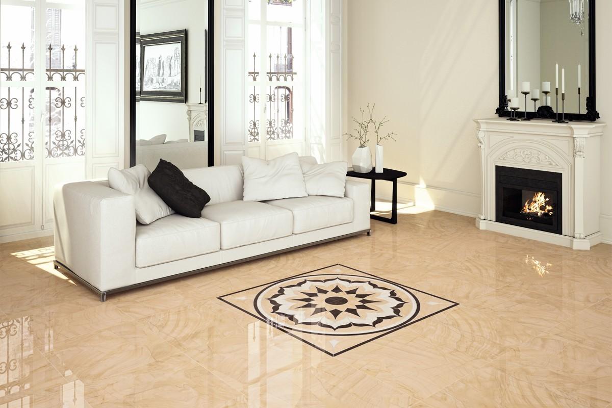 Gres porcellanato effetto marmo indalo pa 1207 59x59 luc.