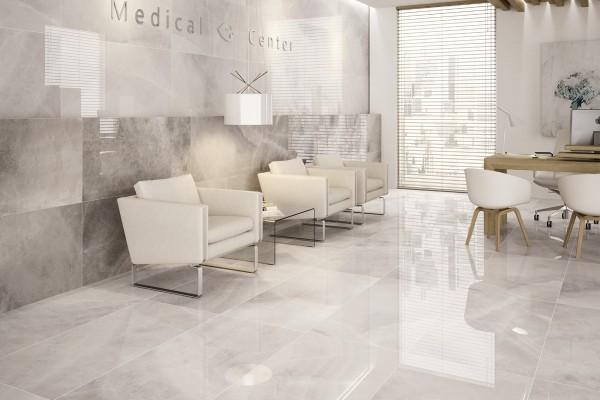 Gres porcellanato effetto marmo agata bianco pa luc