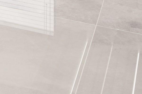 Marble effect tiles - White agatha