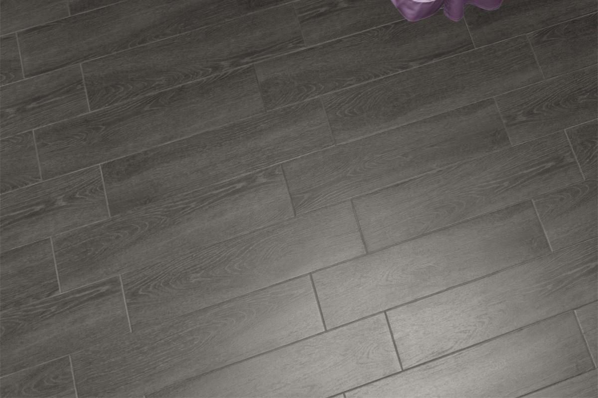 Piastrelle Effetto Legno Grigio : Gres porcellanato effetto legno olivo ca 1205 15x60